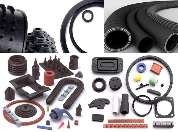 Industrial rubber products picture
