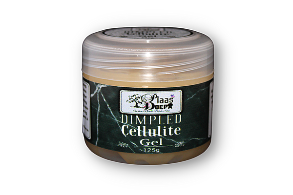 Dimpled cellulite gel picture