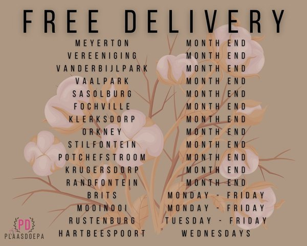 Free Delivery picture