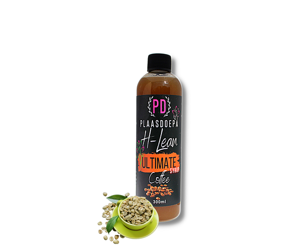 H-lean coffee syrup 300ml picture