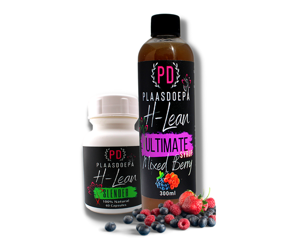 H-lean ultimate combo mixed berry picture