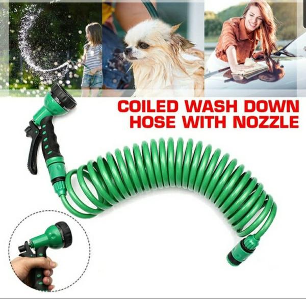 Coil hose 15m picture