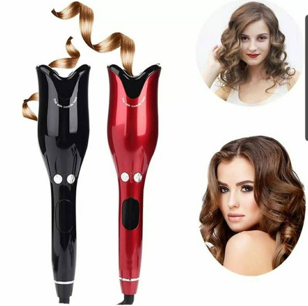 Electric hair curler picture