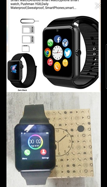 Andriod watch picture