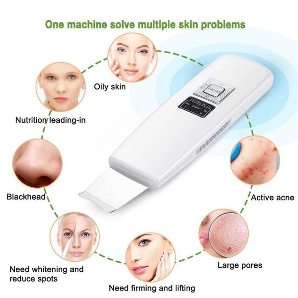 Skin scrubber picture
