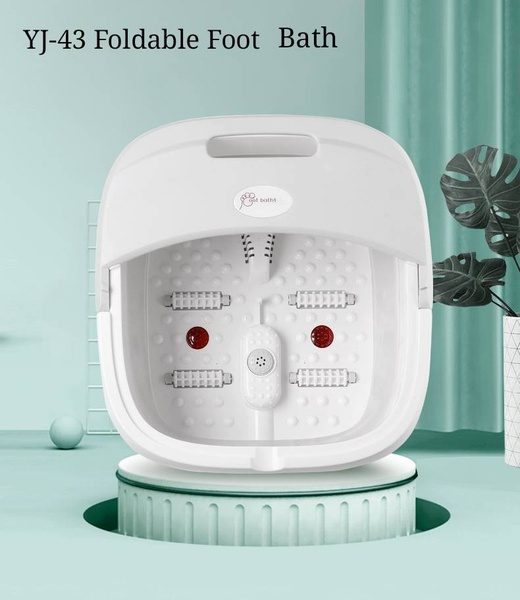 Yj-43 foldable foot bath model: rz-718(no remote) picture