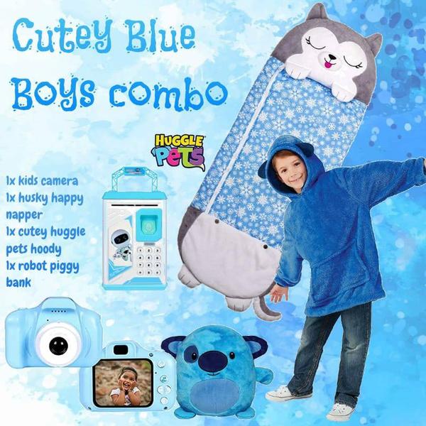 Cutey blue boys combo picture