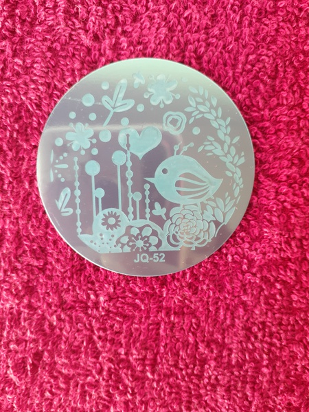 Round plate jq52 picture