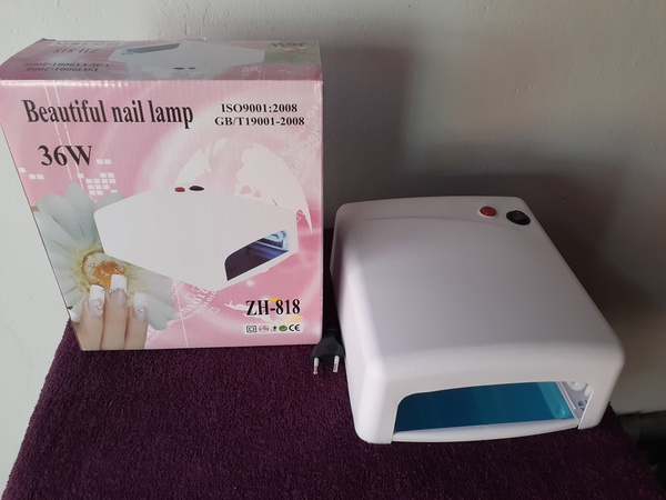 36w lamp with timer picture