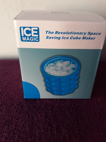 Ice cube maker picture