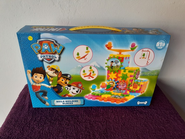 81pc paw patrol assembly gears picture