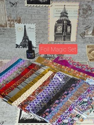 Foil magic set picture