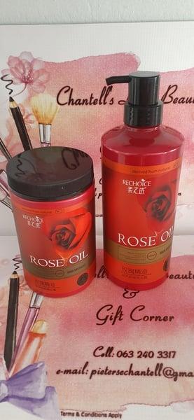 Rose shampoo & treatment picture