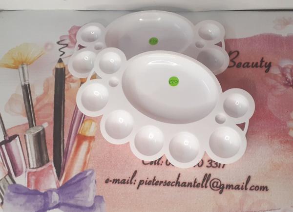 Nail art paint bowls picture