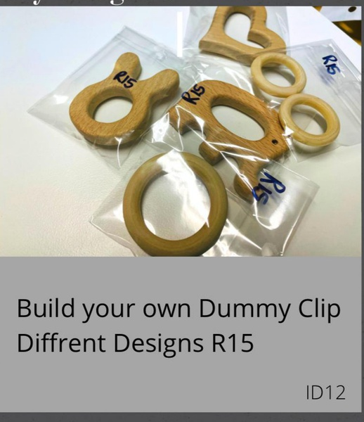 Build your own dummy clip picture