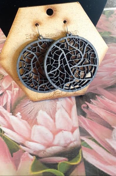 Bejouz wooden earings e picture