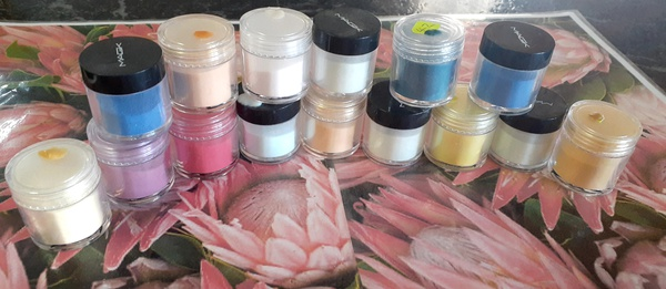 15pc acrylic 10g picture