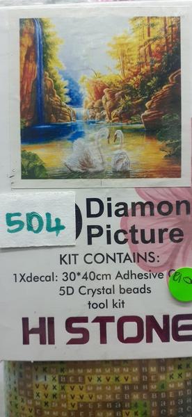 Diamond dot 5d4 picture