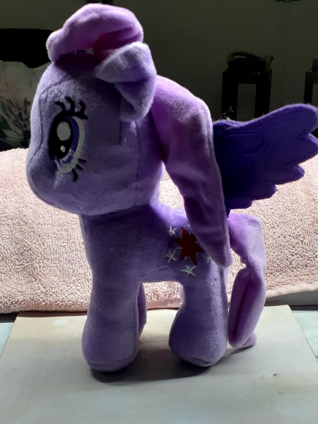 My little pony purple picture