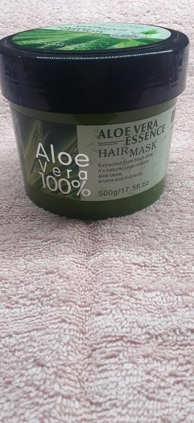 500g aloe vera essence hair mask picture