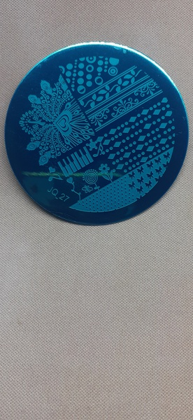 Round plate jq27 picture