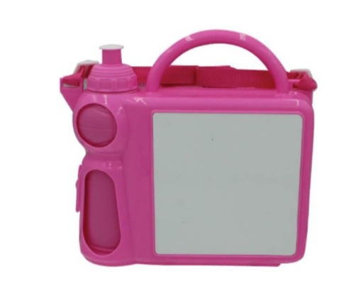 Caddy lunch box pink picture