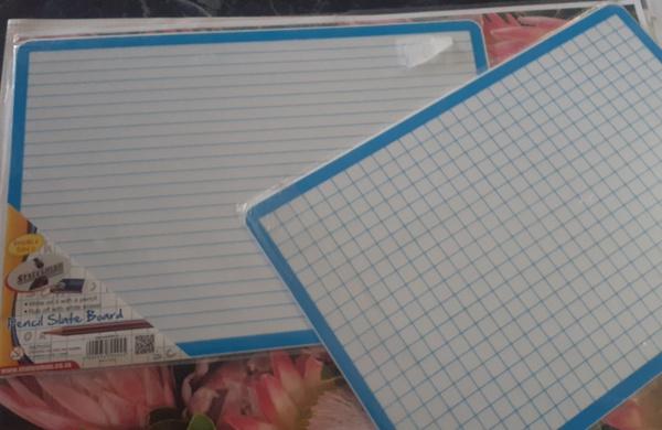 Pencil boards picture
