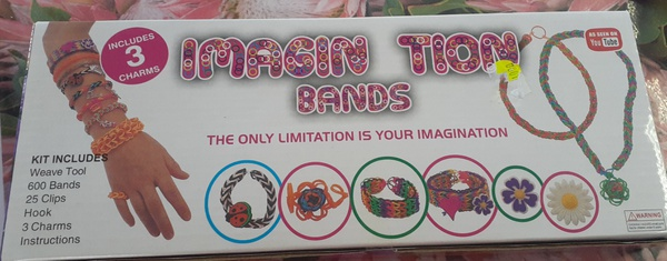 Imagination bands picture