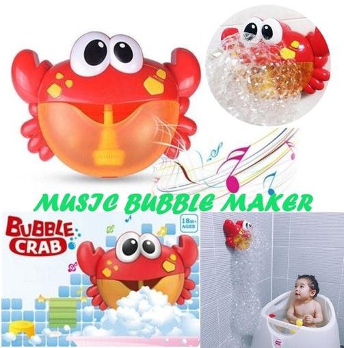 Bubble crab picture