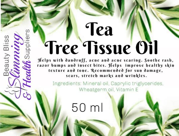 Tea tree tissue oil 50ml picture