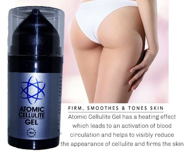 Atomic cellulite gel picture