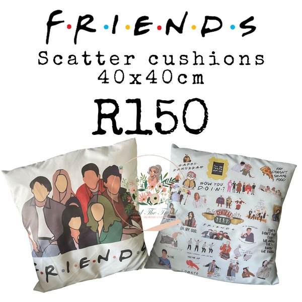 Personalized scatter cushion picture