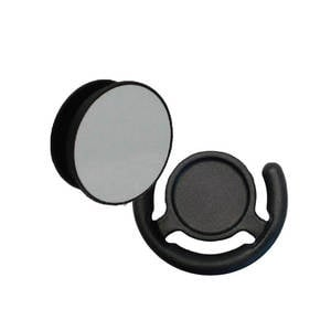 Pop socket with mount  black picture