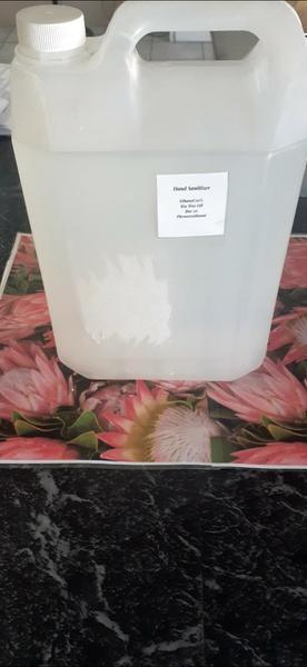 5l liquid sanitizer picture