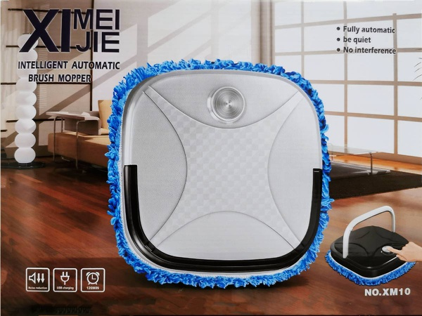 Intelligent automatic brush mopper picture