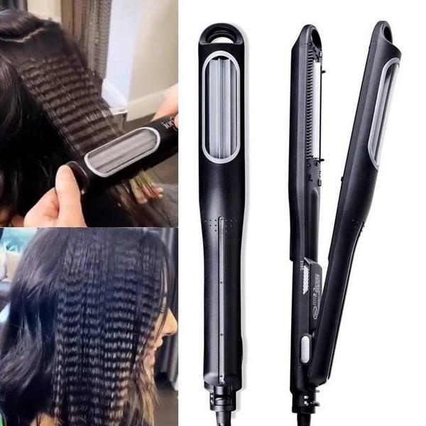 Automatic corn crimps hair curler picture