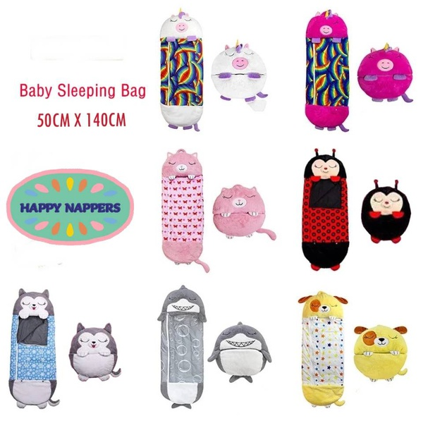 Happy napper sleeping bag picture
