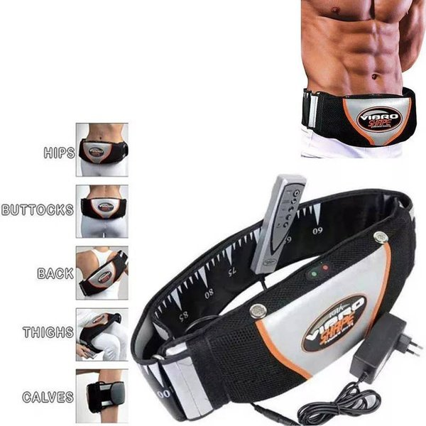 Sauna heating vibration slimming belt picture