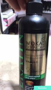 Wokali extra care spray picture