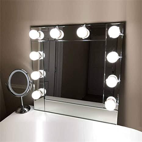 Adjustable vanity bulbs picture