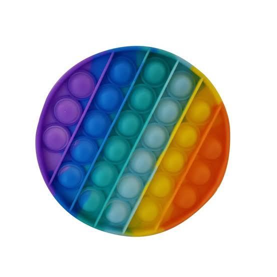 Fidget circle poppet picture