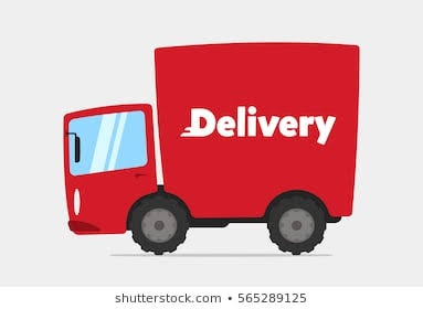 Delivery fee picture