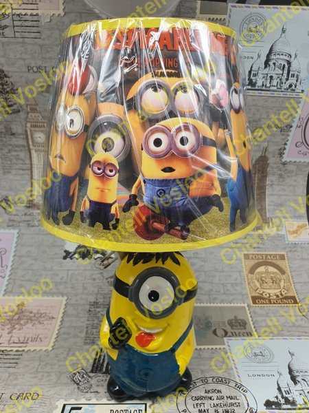 Minion side lamp picture