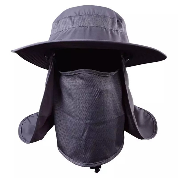 Fishing hiking hats picture
