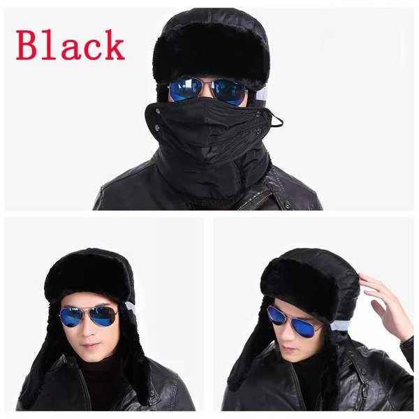 Winter bomber hats picture