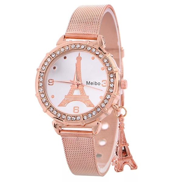 Eiffel watches with pendant eiffel picture