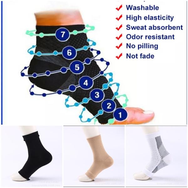 Compression socks picture