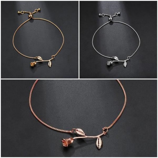 Rose bracelets picture