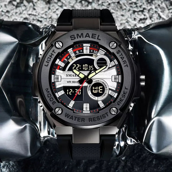 Smael watch 001 picture