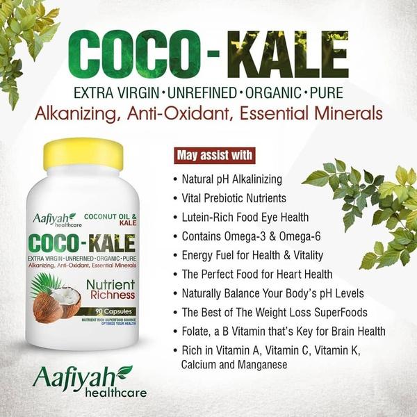Coco kale 90 caps picture